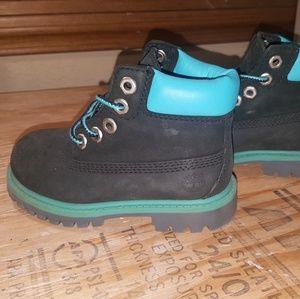 Timberland boot toddler sz 7c